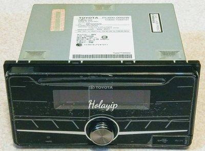 送天線轉接頭 保固 TOYOTA RAV4 原廠 藍芽 音響 主機 USB MP3 CAMRY WISH VIOS