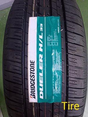 (Tire) 普利司通 BEIDGESTONE D33 235/60-18