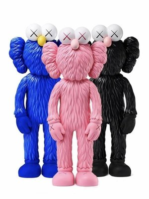 KAWS BFF OPEN EDITION