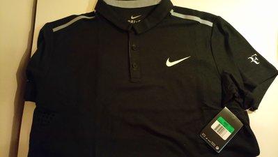 Nike Polo Federer tennis T 網球 (size : XL)