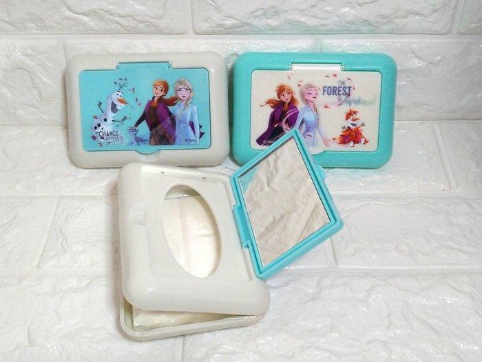 冰雪奇緣 面紙收納鏡盒