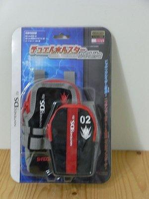 【小蕙館】電玩周邊 ~ NDSL 隨身主機包 / 收納包 (紅色)