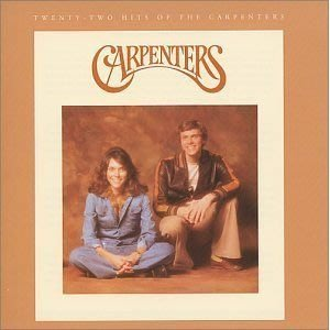 Carpenters 木匠兄妹 -- Twenty-Two Hits of the Carpenters 精選輯