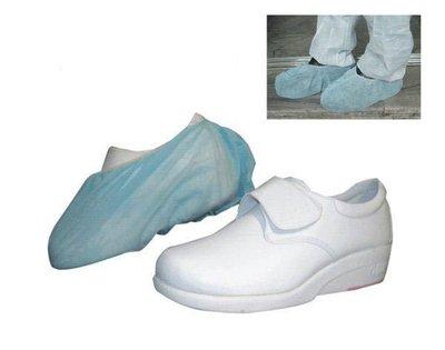 ☆°萊亞生活館 °鞋套【抛棄式鞋套】工廠防塵專用~不織布材質~1包50雙入