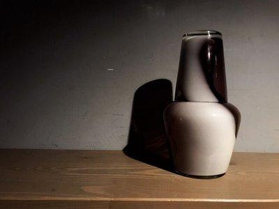 昭和時期古硝子瓶(已預訂)