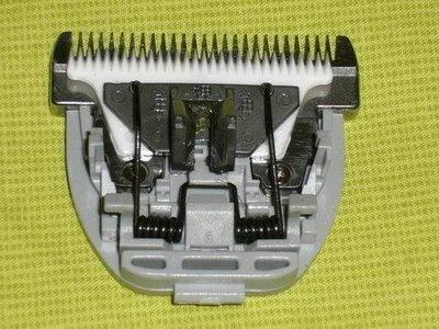 e世代~PiPe牌ER168H刀頭人及寵物通用電剪陶瓷刀頭一組450元~單賣原廠盒裝刀頭