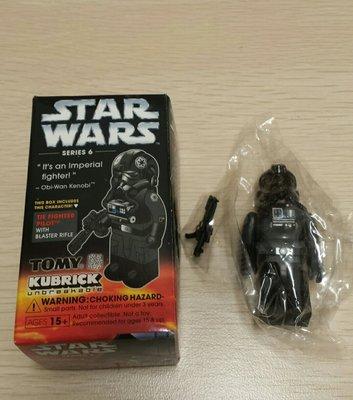 特價 全新Medicom Kubrick Star Wars Series 6 (The Fighter Pilot)(未開膠袋)