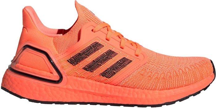 南◇2020 6月 Adidas ULTRABOOST 20 W EG0726 亮橘 編織 運動 跑步鞋BOOST
