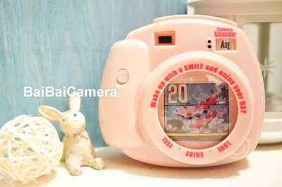 BaiBaiCamera 拍立得造型月曆 另售 MINI 8日本原裝主機 mini8 拍立得 底片  8s 25S 50S 90 不打烊