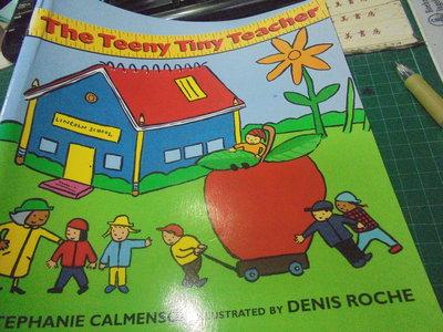 英文原文繒本閱讀the teeny tiny teacher位編52