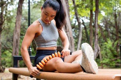 Trigger Point STK Contour 彈力筋膜滾輪棒 (按摩棒 滾輪按摩棒 Massage Stick )