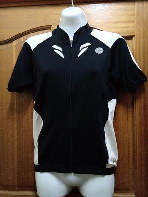 Frontier 女自行車短袖車衣( L )