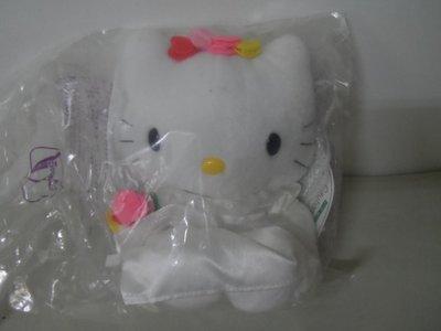 大熊舊書坊 -麥當勞 2000年限量版- 新娘 .新郎 娃娃 Hello Kitty 一隻120 交換禮物最佳選擇