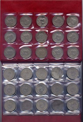 CB4錢幣集存簿(15*6)