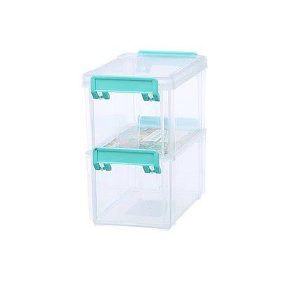 315百貨~聯府 CC-602 6號高點連結盒(2入)   / 小物盒 收納整理盒 五金 飾品 釣具盒