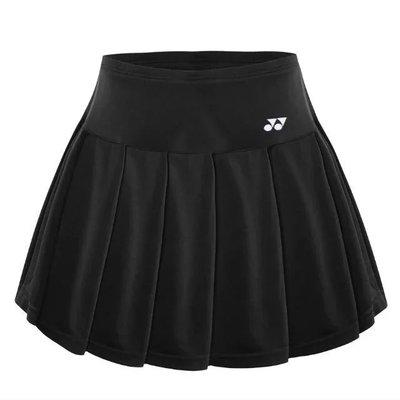 全新 YONEX  網球 羽球 褲裙 裙褲,吸溼排汗快乾材質 尺寸M ~ 3XL 型號 033