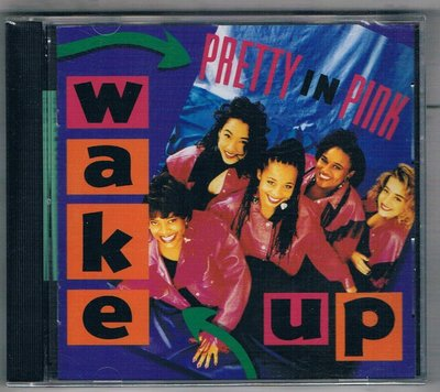 [鑫隆音樂]西洋CD-PRETTY IN PINK / WAKE UP {ZD72756} 全新/免競標