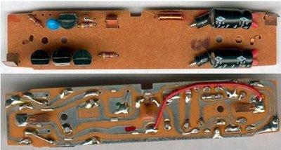 傑仲 博蘭 TRIX 燈電路板 T66567
