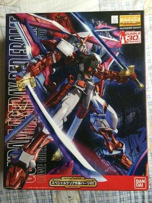 BANDAI MG 1/100  Astray Red Frame Gundam  紅異端 30週年版