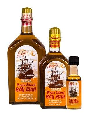 【仕紳鬍後】CLUBMAN PINAUD Virgin Island Bay Rum 12OZ 355ML 鬍後水