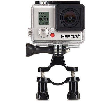 GOPRO  Hero2 3 3+ 4 原廠 小圓管固定座 1.9CM~3.5CM 【BGOAB7】