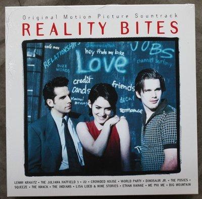 全新美版黑膠 - 四個畢業生 電影原聲帶Reality Bites / Lisa Loeb / U2
