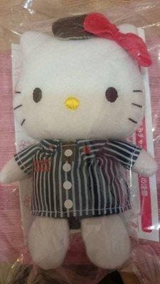 多拿滋 Mister Donut 三麗鷗 Sanrio kitty 玩偶吊飾