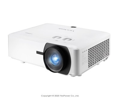 LS850WU ViewSonic 5000流明 WUXGA 雷射投影機/1920x1200解析/360度投影