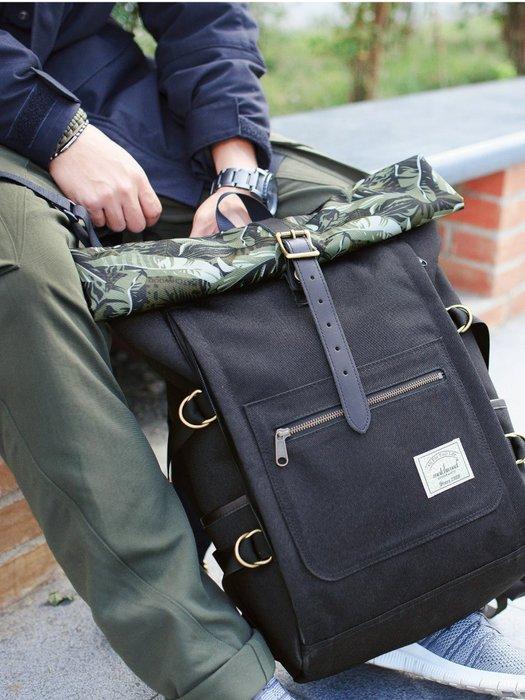 【Matchwood直營】Matchwood Ranger 後背包 黑叢林款 15吋筆電夾層 可防潑水抗污 開學限時優惠