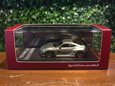 1/64 Ignition Model PANDEM Toyota 86 V3 Green IG1754【MGM】
