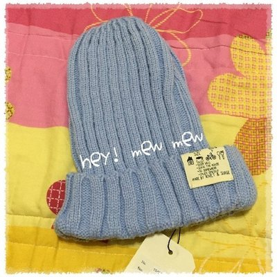 * mew in JP * rivet & surge 針織帽