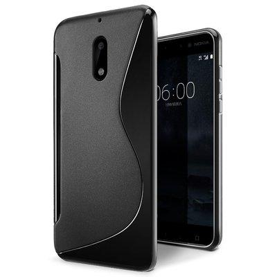 諾基亞Nokia 6 手機殼 全包邊手機套 TPU 防摔保護殼 軟殼