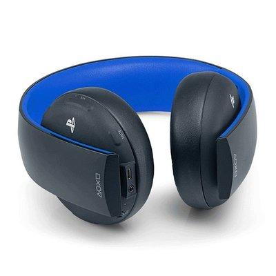 【二手商品】SONY 無線立體聲耳罩耳機 CECHYA-0083 PS4 PS3 PSV 黑 (無盒裝)【台中恐龍電玩】