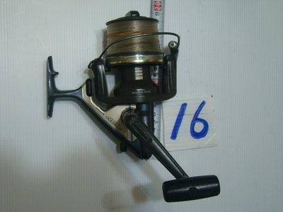 采潔 日本二手外匯釣SHIMANO GT6000 遠投二手中古釣竿捲線器釣具DAIWA OLYMPIC H16