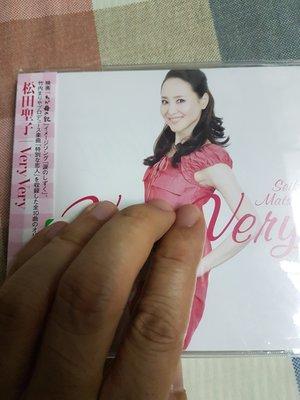 松田聖子日版專輯cd
