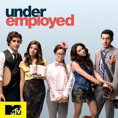竟標價=結標價!歐美劇《Under Employed 大材小用》第1季 DVD 全場任選買二送一優惠中喔!!