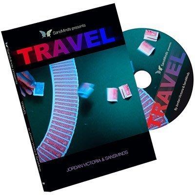 【天天魔法】【S568】正宗原廠~雙色牌變換~Travel by Jordan Victoria