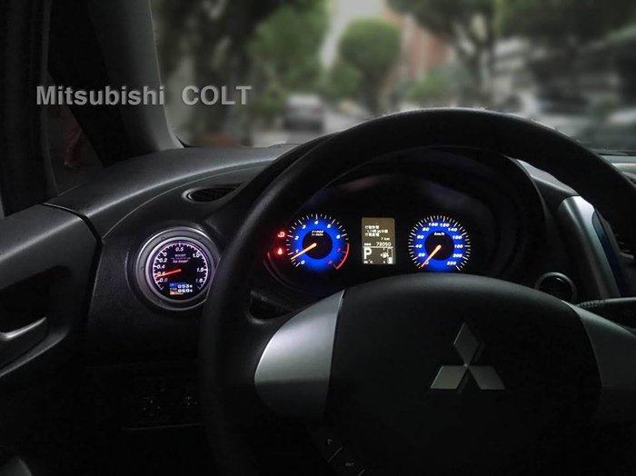 【精宇科技】Mitsubishi COLT PLUS 專用冷氣出風口錶座 水溫錶 油溫錶 油壓錶