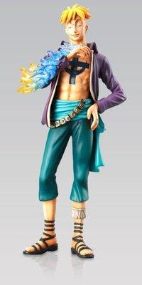 *烏骨雞寶寶* 海賊王 航海王 styling 3D2Y 代理版 兩年後約定 單售 隱版 馬可 非培羅娜 多拉格 雷利