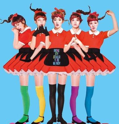 韓國女子團體 Red Velvet - 首張專輯海報 全新
