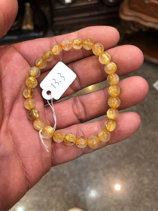 鈦晶圓珠,重:13.3公克,7.1mm