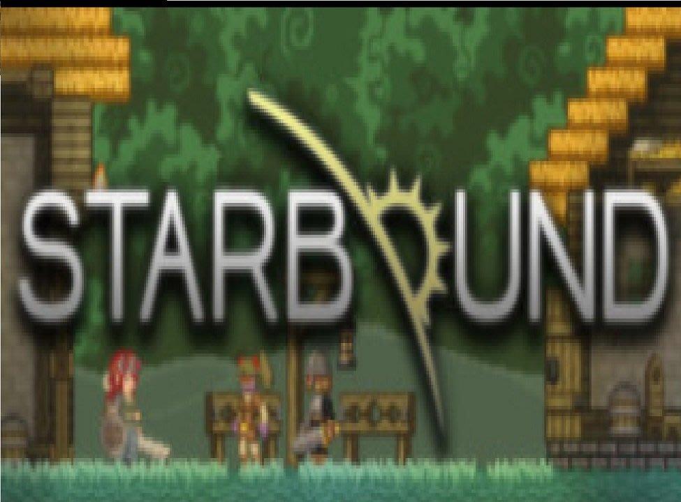 PC 官方正版 PC版 肉包遊戲 STEAM平台 星際邊境 星界邊境 Starbound