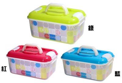 台灣製 蘋果提箱 小提箱 中提箱 大提箱 收納 收納盒 收納提籃【CF-04A-61967】