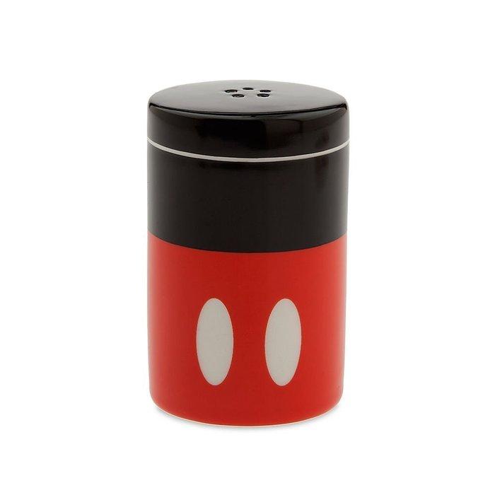 代購現貨 美國加州迪士尼商品 米奇鹽或胡椒罐紅色