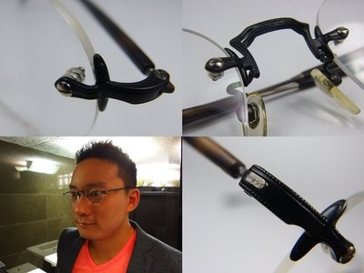 【信義計劃】公司貨 Matsuda 松田眼鏡 2825 日本製 無框 金屬鼻樑 超越 Moscot Tart Dita