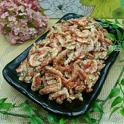 旗津海洋食品-蜜汁櫻花蝦 200元200克(瓶裝)