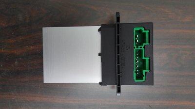 裕隆 NISSAN TIIDA LIVINA 雪鐵龍 C3  鼓風機電阻 風速電阻 風箱電阻 恆溫 功率晶體 含插頭