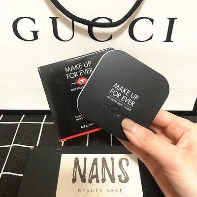 【NANS】MAKE UP FOR EVER 浮生若夢全新清晰無痕蜜粉餅 定妝控油6.2g