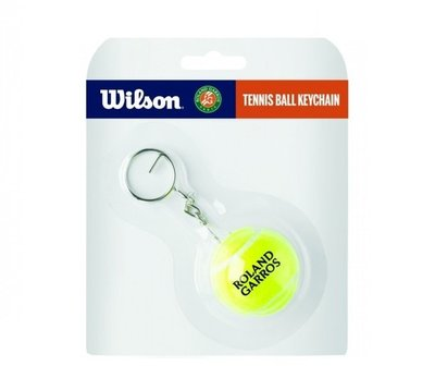 【曼森體育】Wilson 法網 網球 鎖匙圈 Roland Garros Tennis Ball Key Chain