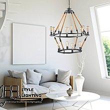 【168 Lighting】粗曠性格《工業吊燈》GD 20242-1